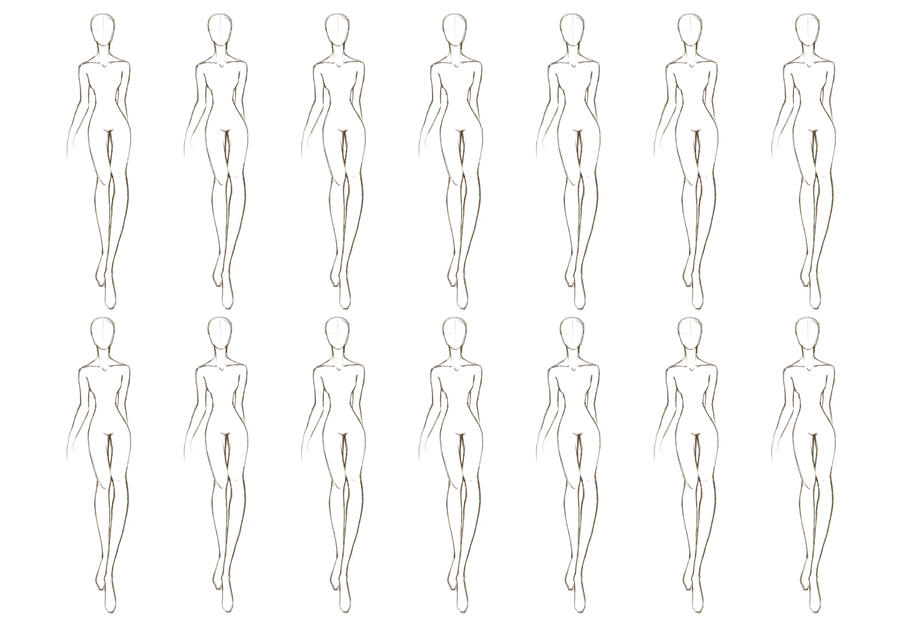 Fashion Templates - 33+ Free Designs, Inspiration, JPG ...