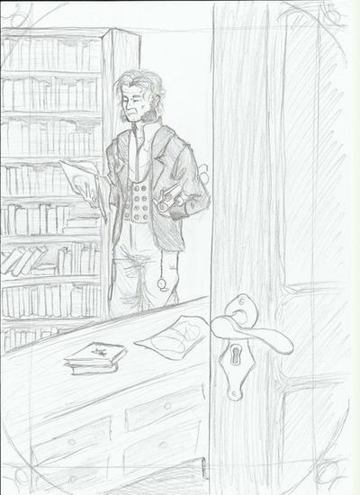 Professor Doctor Craig Benjamin Scatchmore by DracoScatchmore