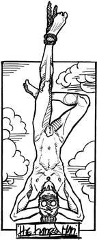 {The Hanged Man} (Design)