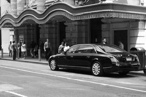 maybach on the streets of ny by MikeeKOCH