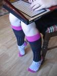 Skirt and Socks Contest