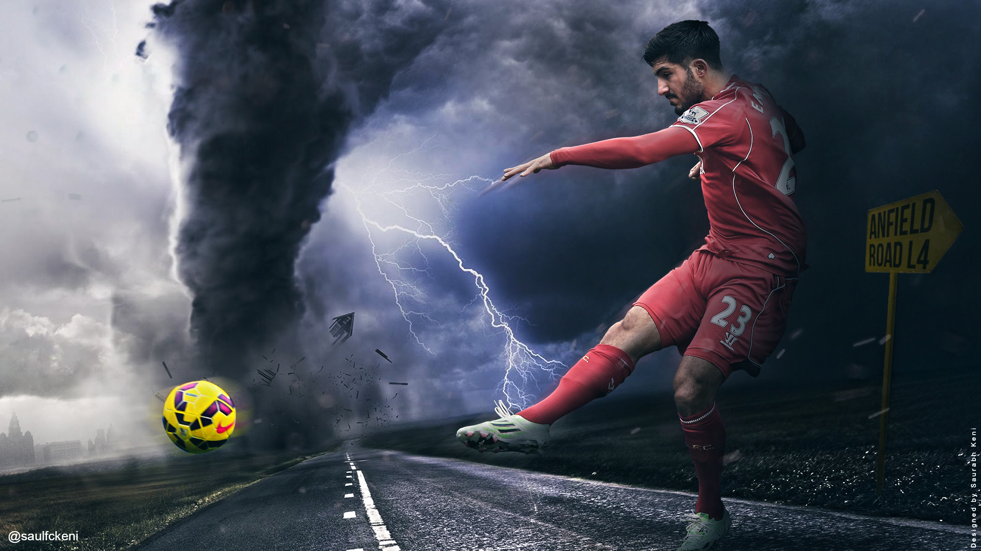 Emre Can Wallpaper By Saulfckeni On DeviantArt