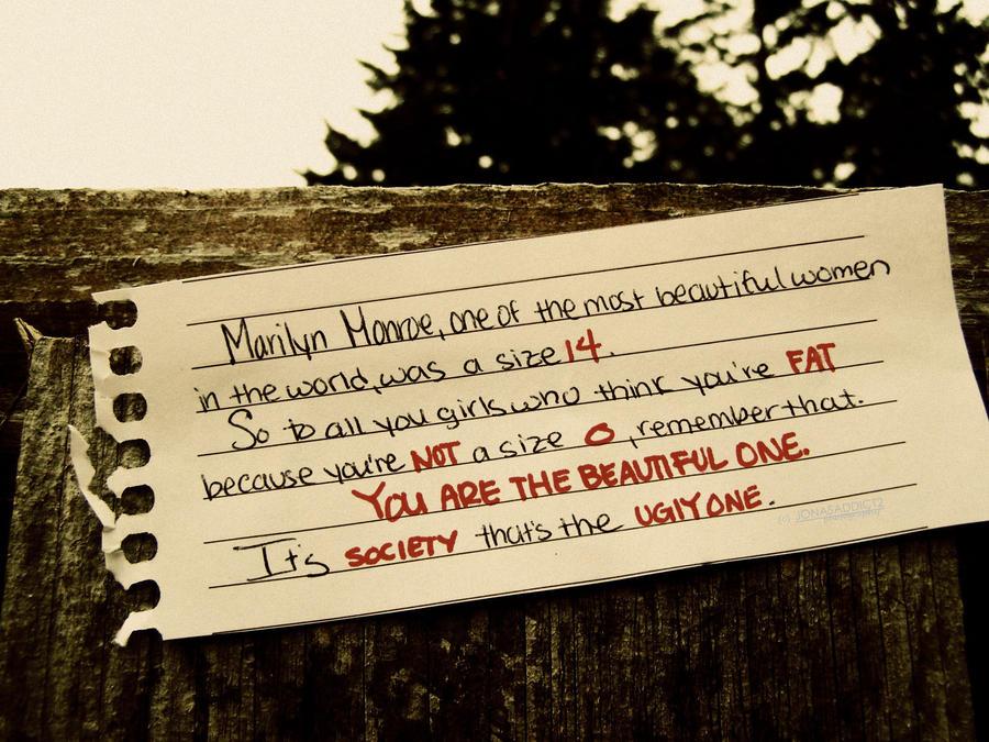 You Are Beautiful.. by JONASADDICT2