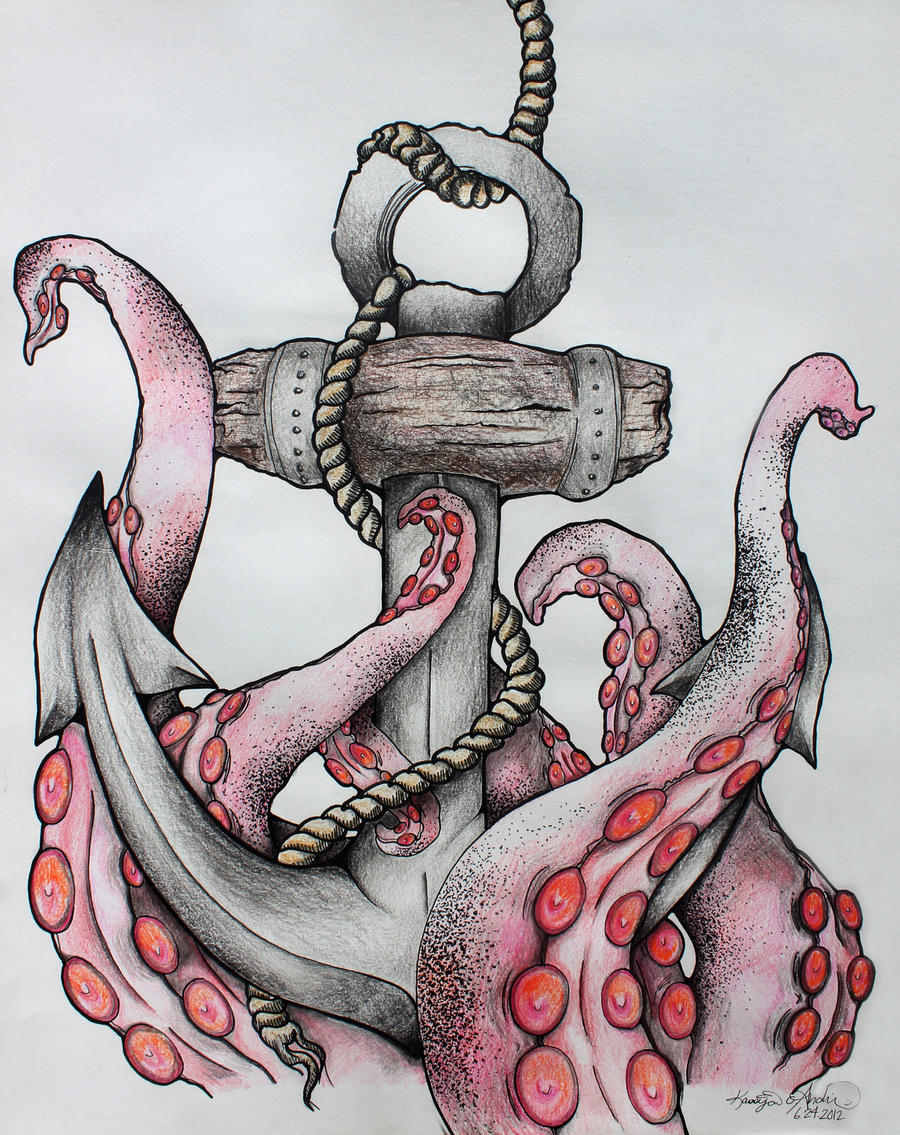 Be The Anchor..