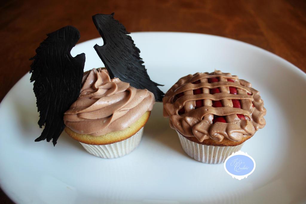 Destiel Cupcakes by JONASADDICT2
