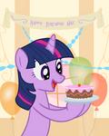 Twilight made you Cake