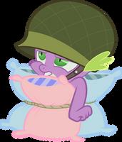 Brace Yourself Spike! by Iaomai