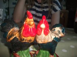 Chicken love by Disco-camel11