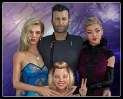 Jayne Family Portrait