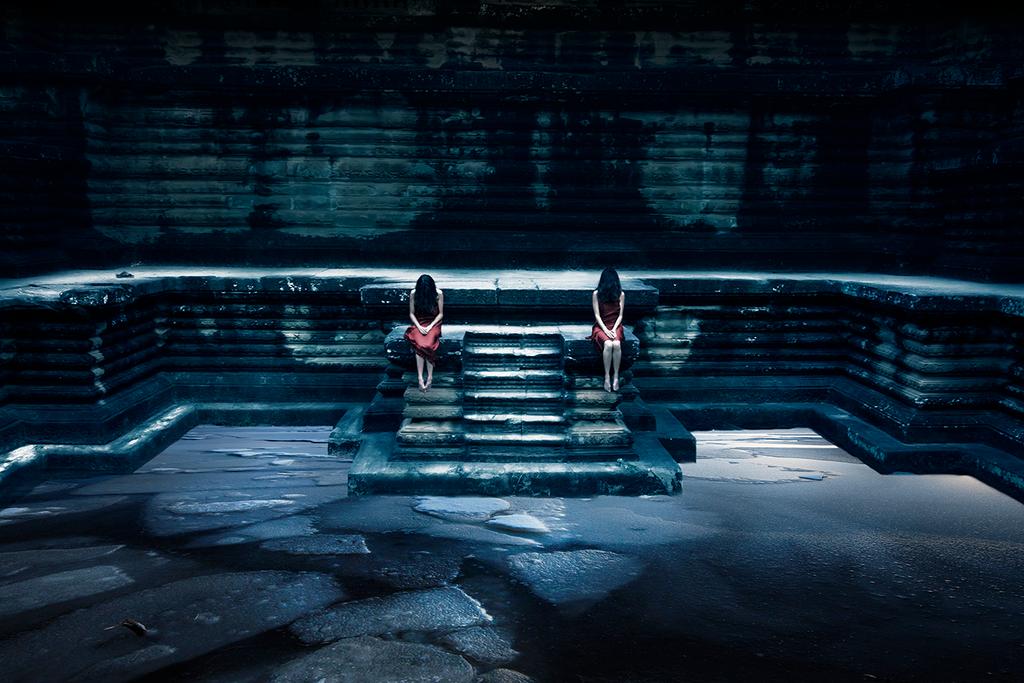 Frozen Gates by Christine-Muraton