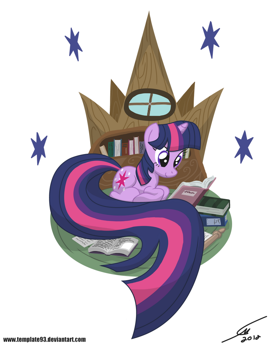 Twilight Sparkle by Template93