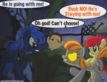 MLP Battle of the Blanks 7