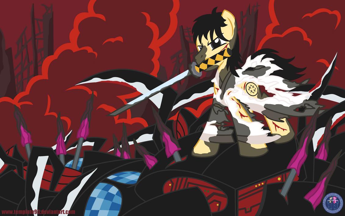 Samurai Jack by Template93