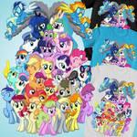 Mega Pony Banner