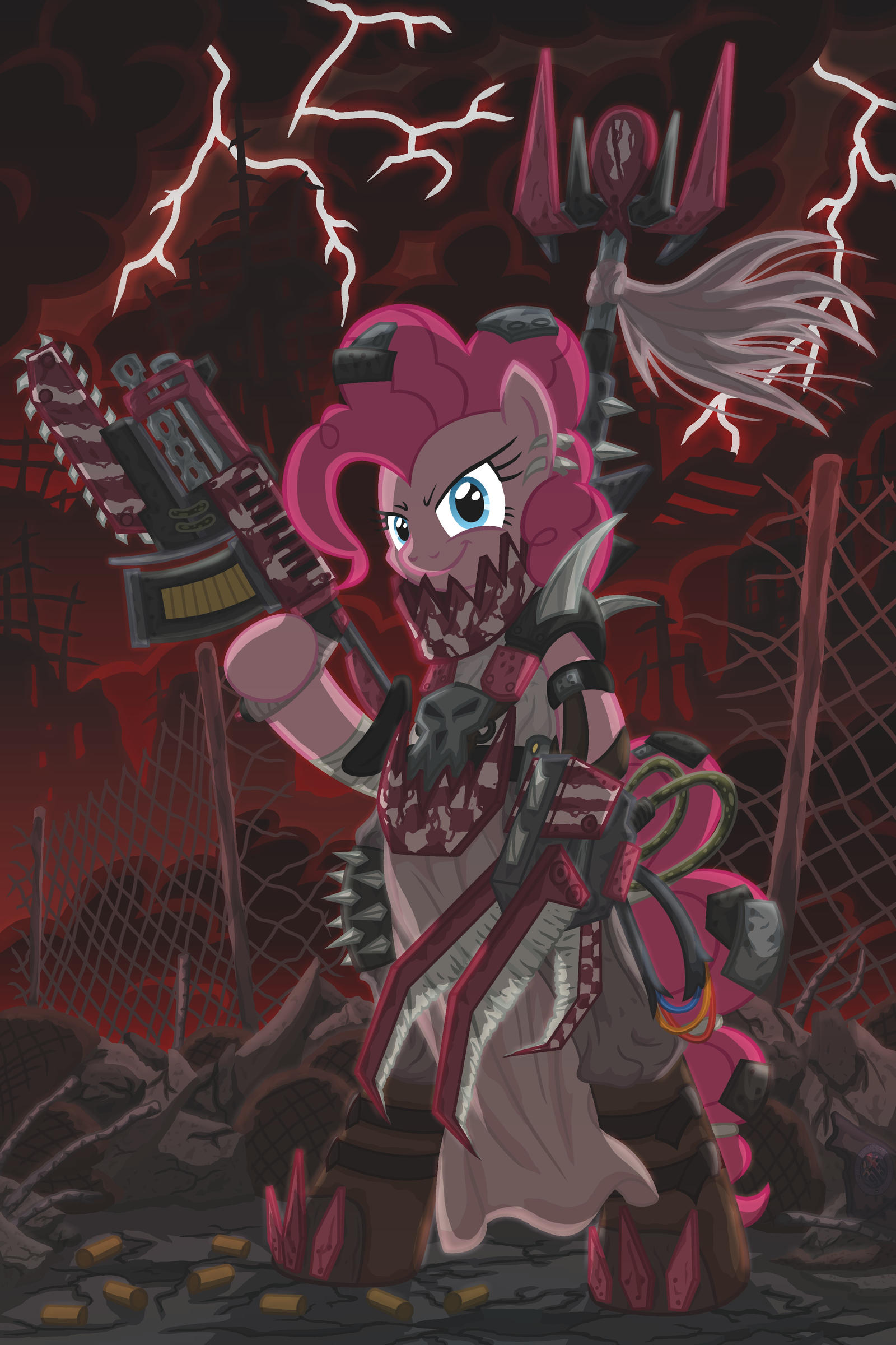 Pink Waaagh By Template93 On Deviantart