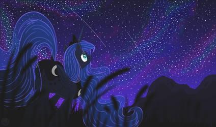 Luna's Night by Template93