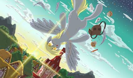 Derpy Flight
