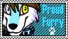 Proud Furry Stamp + PLZ by EchoSwiftpaws