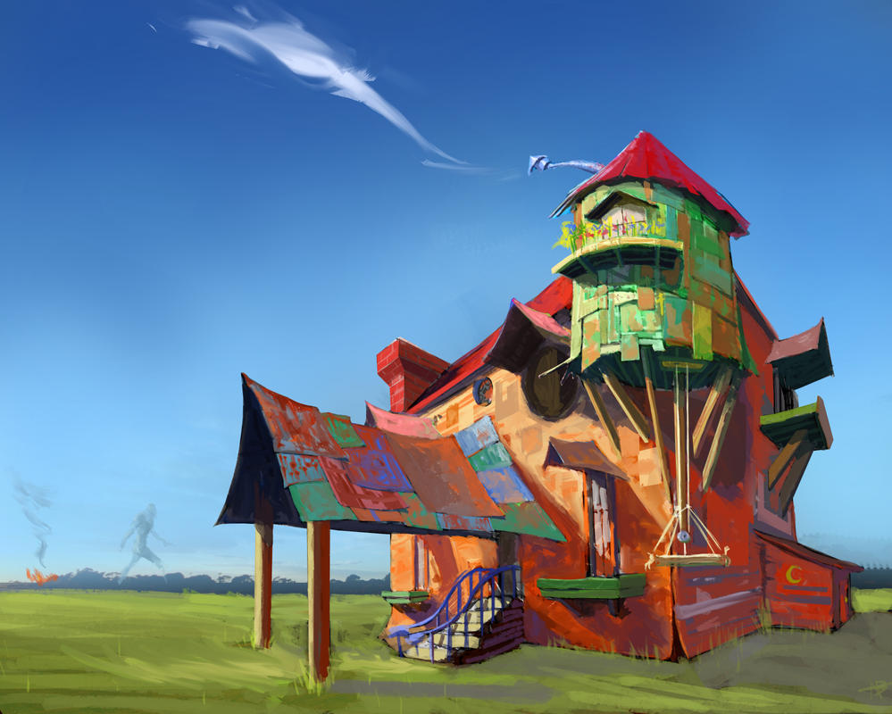 Magic House Of Magic By Frrruuussstraation ...