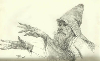 The Wizard by Frrruuussstraation