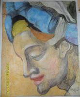 A piece of the Sistine Chapel by Ezequielmercado