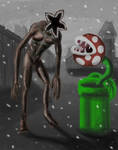Demogorgon VS Piranha plant