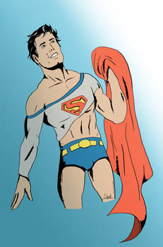 Superman / Degenerando superheroes