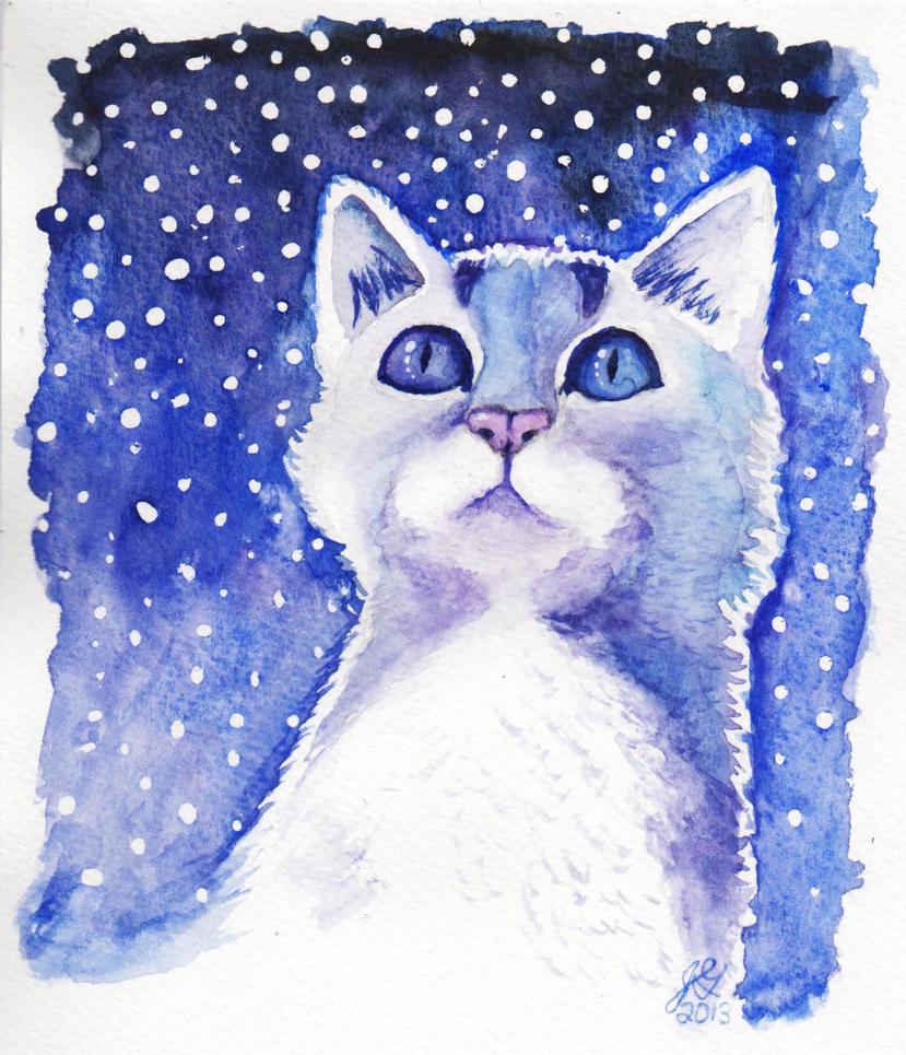 First Snow by Jessica500