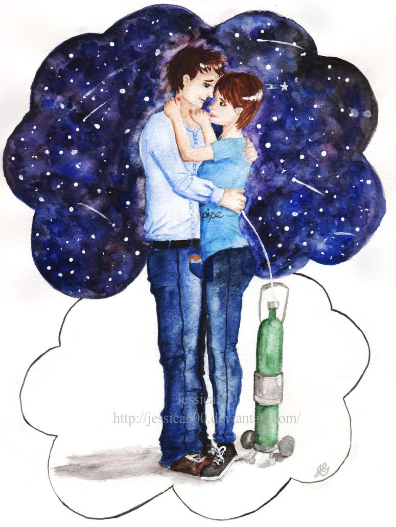 The Fault In Our Stars by Jessica500 on DeviantArtIsaac The Fault In Our Stars Fan Art
