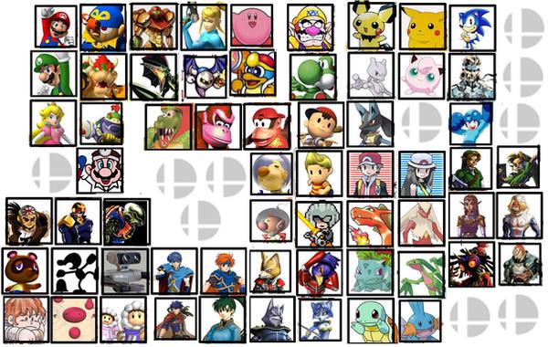 Ssb4 character poll