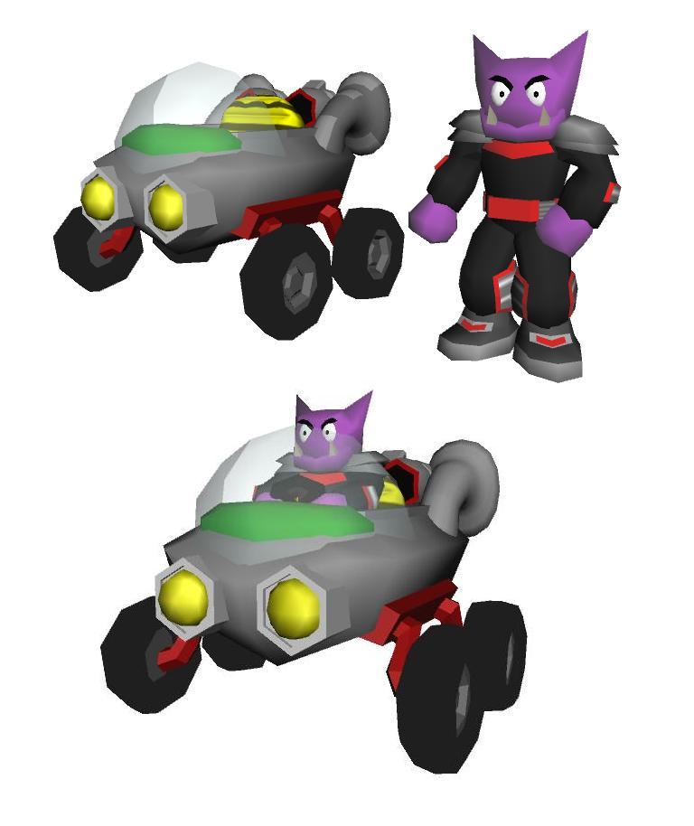 Mario Kart - Tatanga by Lakitubro101