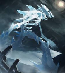 Ice Titan, from Hercules dinsey movie