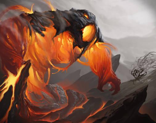 Lava Titan, Hercules