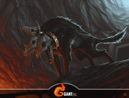 Cerberus, Rise of Titans by MorkarDFC
