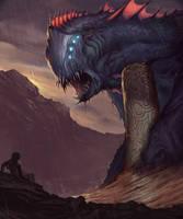 Dagon Rise by MorkarDFC