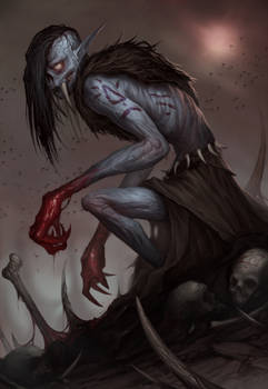 Prehistoric Vampire