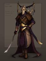 Royal Guard - Ancient civilizations challenge by MorkarDFC