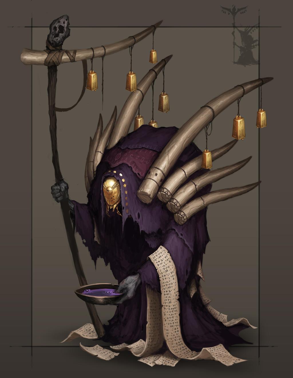 High Priest - Ancient Civilization challenge by MorkarDFC