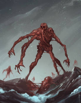 SCP 610, The flesh that hates