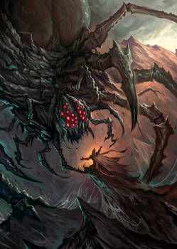 The Bargain With Ungoliant