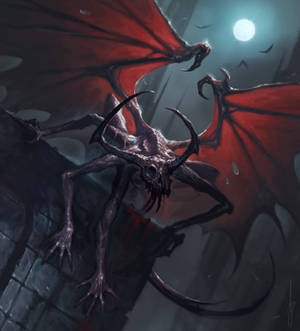 Twisted Demon
