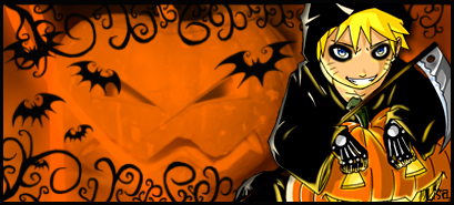 Naruto Halloween halloween naruto by lisachan