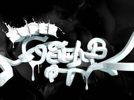 white collar 'cream' by dyq