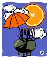 Orange Jews by fonsecafelipe
