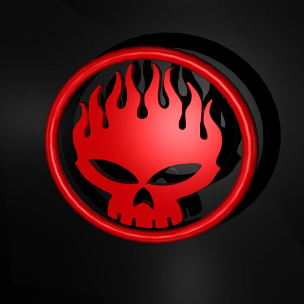the offspring logo by arhumn on deviantart