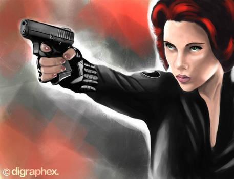 Black Widow - The Avengers (2012)