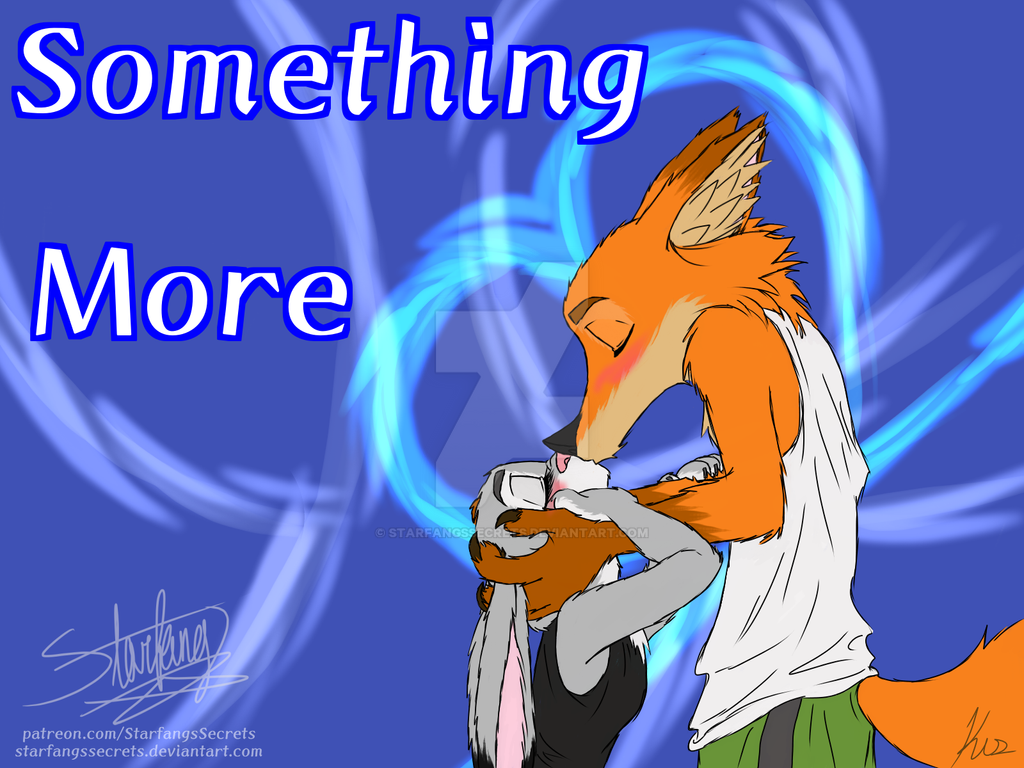 Story: WildeHopps Week: Something More