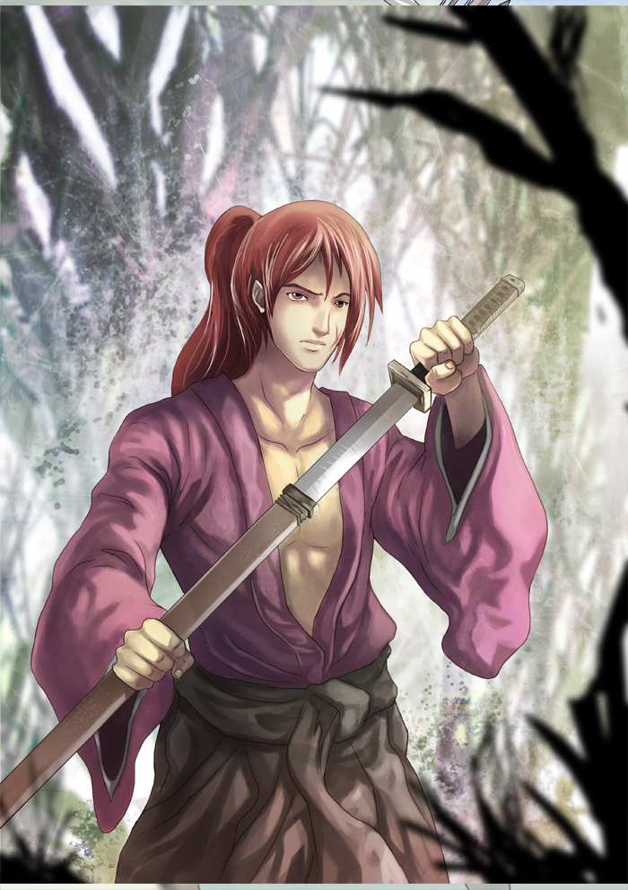 Kenshin by Graphic--Ops