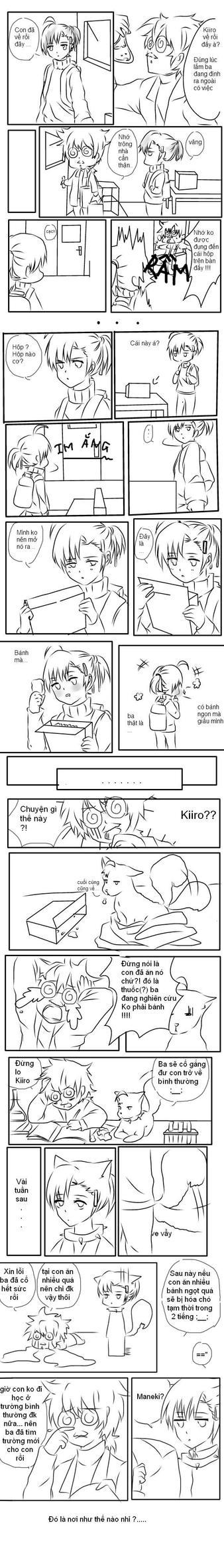 Kiiro's past by Ichigo-Kagamine