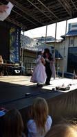 Dragon Festival! Little Lady Phantomhive and Sebby by roxaslawliet